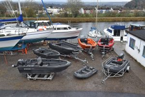 Work boats for hire